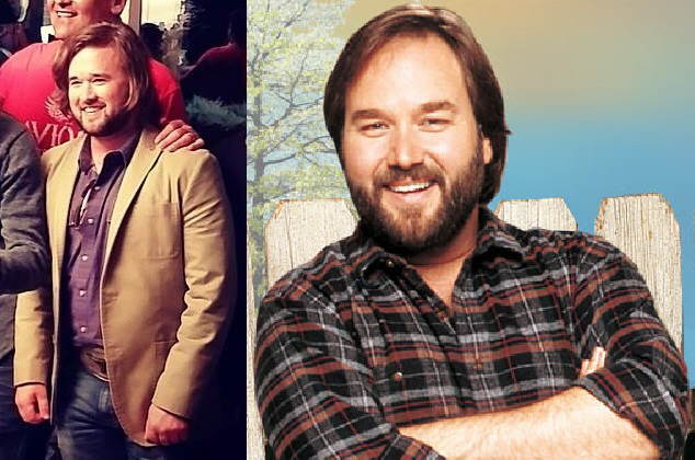 Haley Joel Osment Is becoming Al Borland