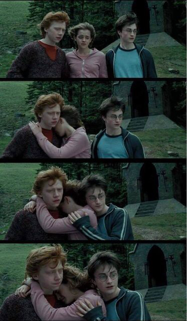 Back off, Harry