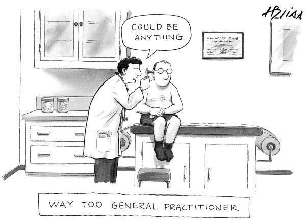 How I feel about my doctor