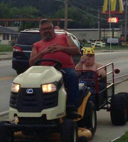 Uber in West Virginia is a little different