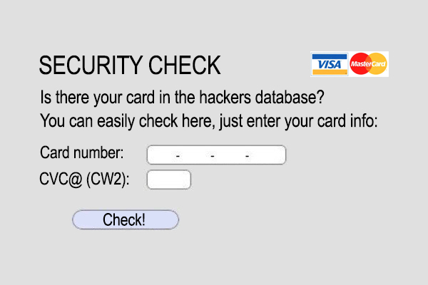 Security Check - good idea