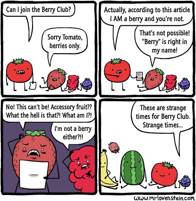Berry funny