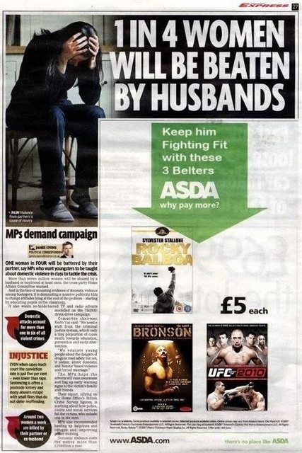 The importance of ad placement