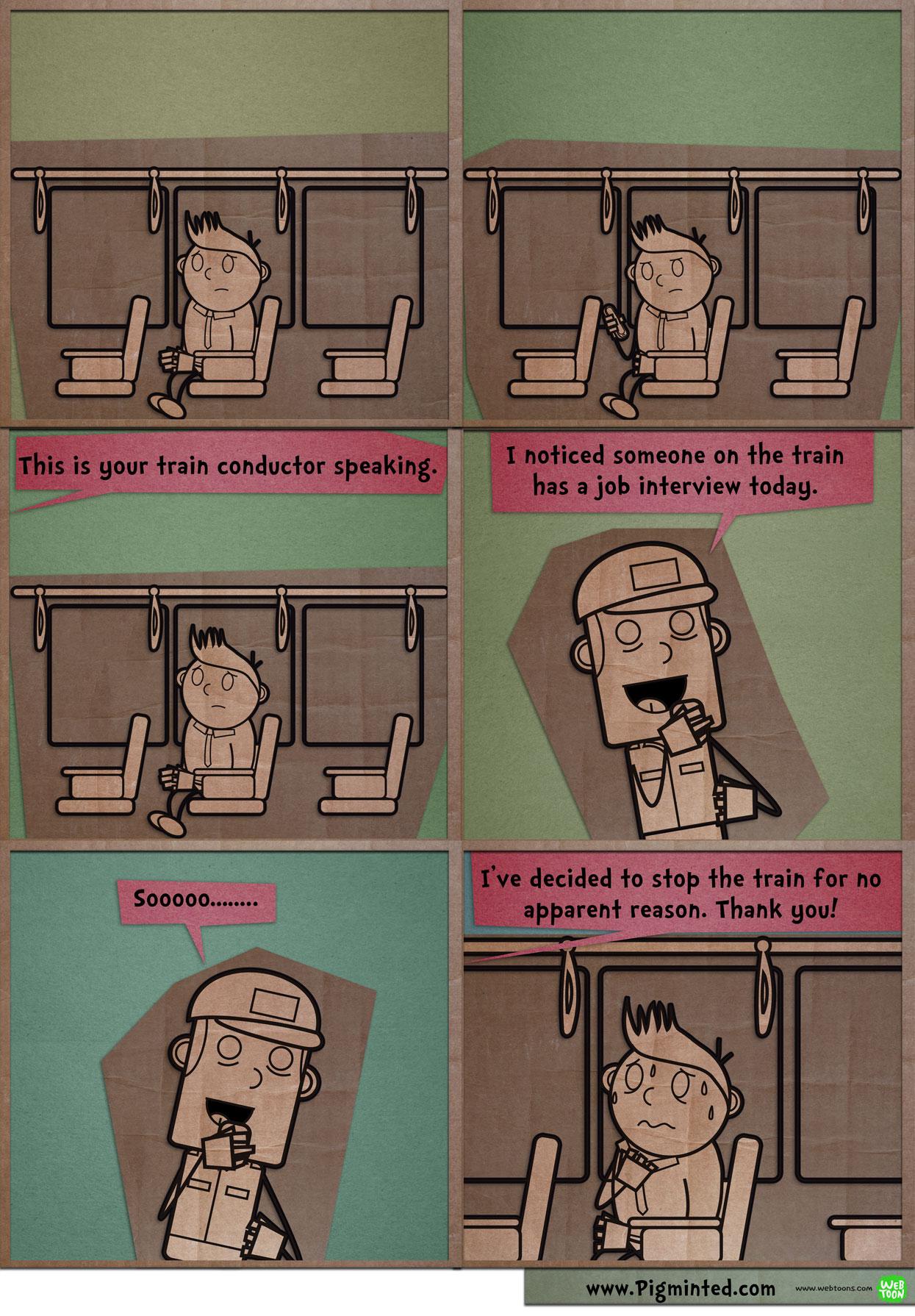 Life with public transportation