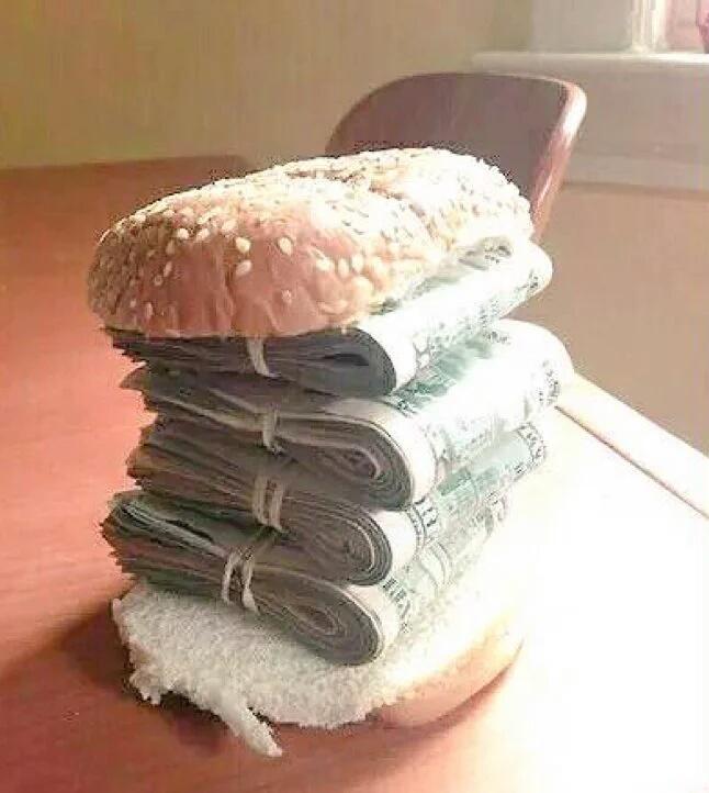 The No Girlfriend sandwich