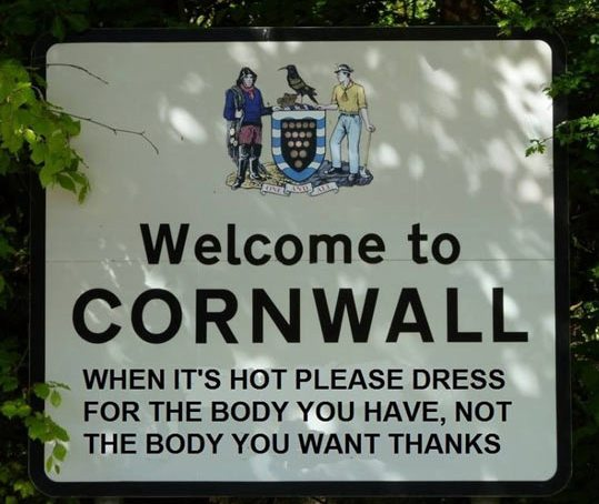 Welcome to Cornwall